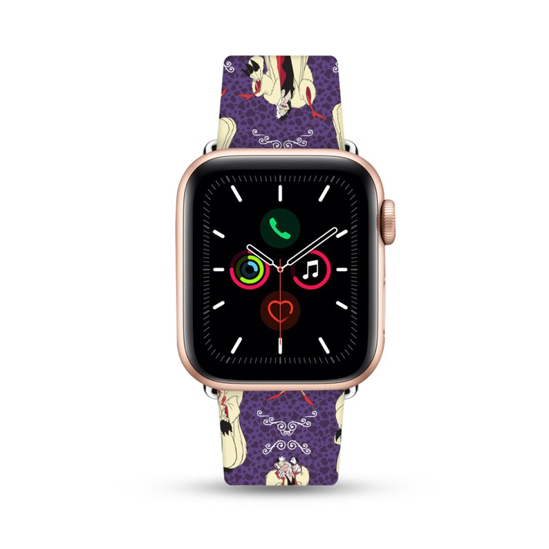 Disney villains inspired Apple Watch Band women 38 40 42 ...