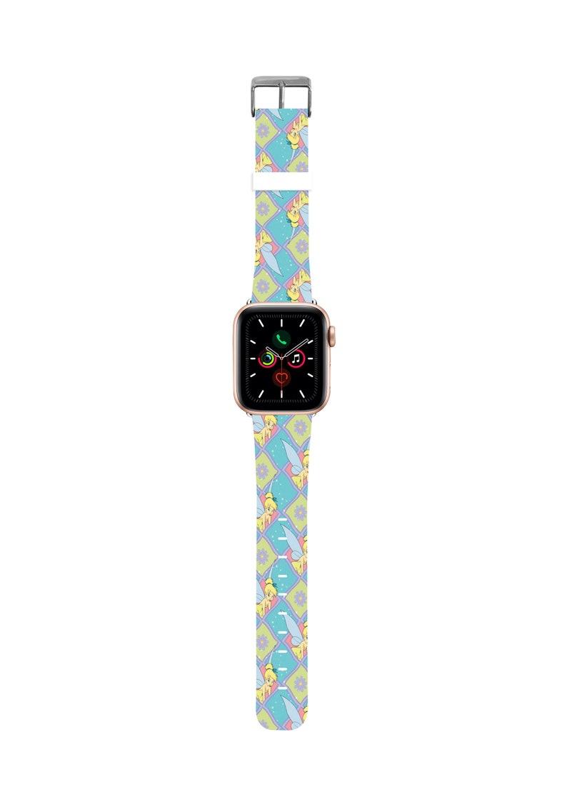 Apple Watch Band women 38 40 42 44 mm Disney inspired teal ...