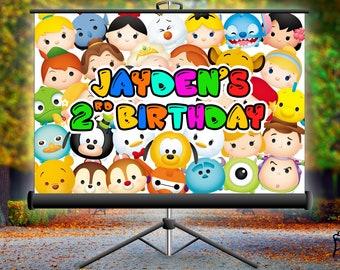 Octanauts Birthday Background Octanauts Birthday Banner | Etsy