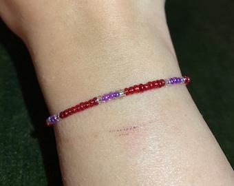 Twin flame bracelet | Etsy