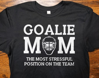 bb4609335 Goalie Mom Women s T-Shirt