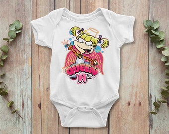 Long Sleeve Hippowarehouse Princess of Cool My Mums The Queen Baby Vest Bodysuit Boys Girls