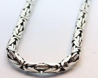 Byzantine chain | Etsy