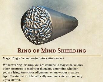 Dnd magic items   Etsy