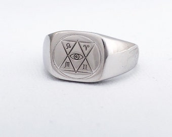 Mind Shielding Ring Dnd Magic Ring Dungeons And Dragons Etsy