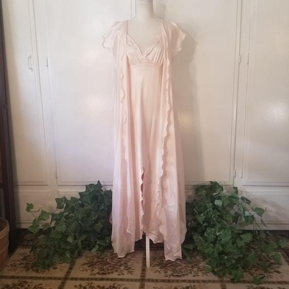 Georgette Trabolsi Womens Size M Belted Lingerie N