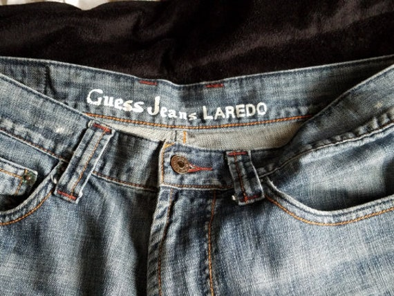 Mens Guess Jeans, Blue Jeans, Guess mens clothing - image 2
