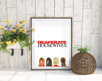Desperate Housewives Etsy