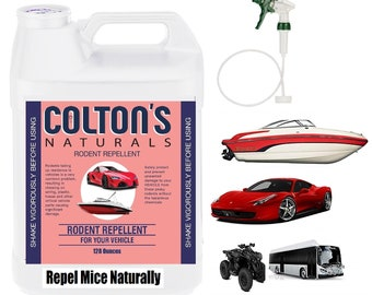 Mouse repellent | Etsy