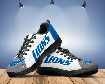 9c5d4dc7 Detroit lions shoes | Etsy