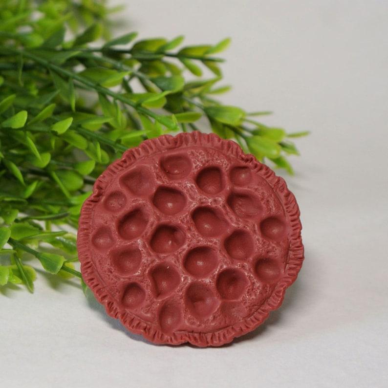 Silicone mold Box of lotus