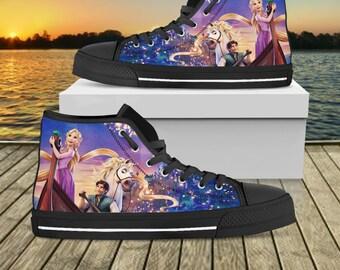 9f6d54ce9739c Rapunzel shoes   Etsy