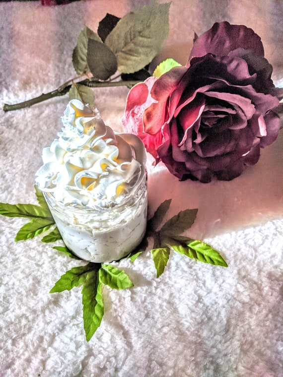 Warm Vanilla Sugar homemade lotion moisturizer women gift