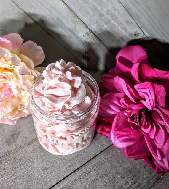 Pink Sugar Lotion Homemade Body Lotion Homemade Hand Body Lotion  Homemade Body Cream Hand Cream Silky Body Hand Cream Shimmer Lotion