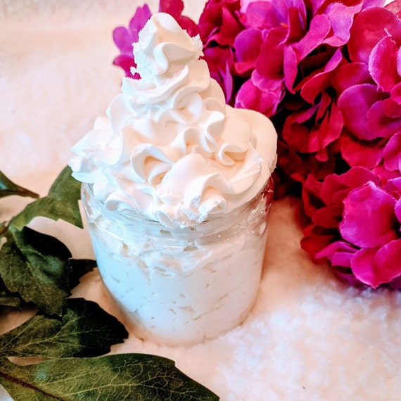 Cherry Blossom homemade lotion moisturizer women gift Shea Butter Holiday