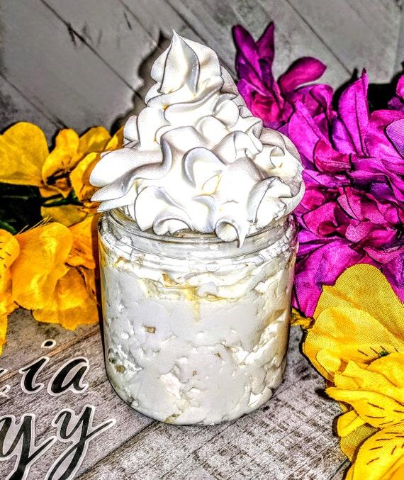 Creme Brulee homemade lotion moisturizer women gift teen gift