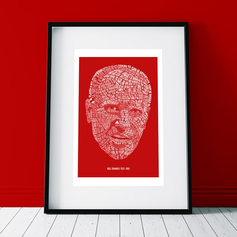Bill Shankly Print image 0