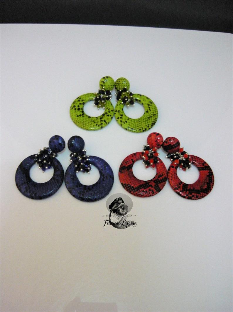 Soul Rock Earrings image 0