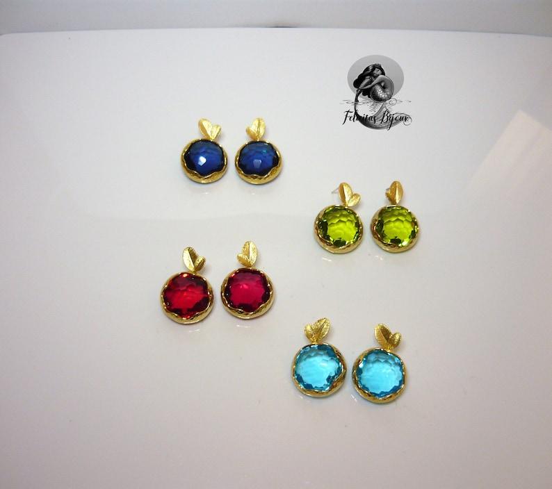 Forbidden Fruit Earrings image 0