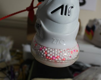 sale retailer 380ee 4e4a5 Off white Inspired Candy Nike AIR MAX 270 Custom Air Max   Nike, Boost,Candy  Sweets,Unisex Womens Mens Shoes