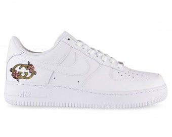 9293a2162141 Nike Air Force 1 Inspired Custom Design Men    Women Sizes Designer Luxury  Brand AF1 Unisex Mens Womens Shoes