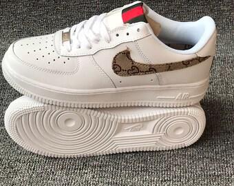 official photos 54347 0bdbd Custom Nike Air Force 1 Design Men    Women Sizes Designer Luxury Brand AF1  Unisex Mens Womens Shoes