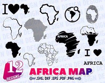 South Africa?s Flying Cheetahs in Korea South Africans at War AFRICA MAP SVG, africa contine