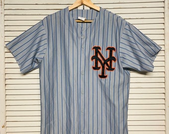 low priced 3fbf2 136e3 Mets jersey | Etsy