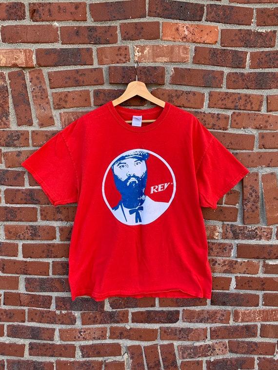 Vintage Rev Peyton Colonel Shirt