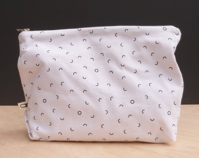 Large makeup pouch | Divots