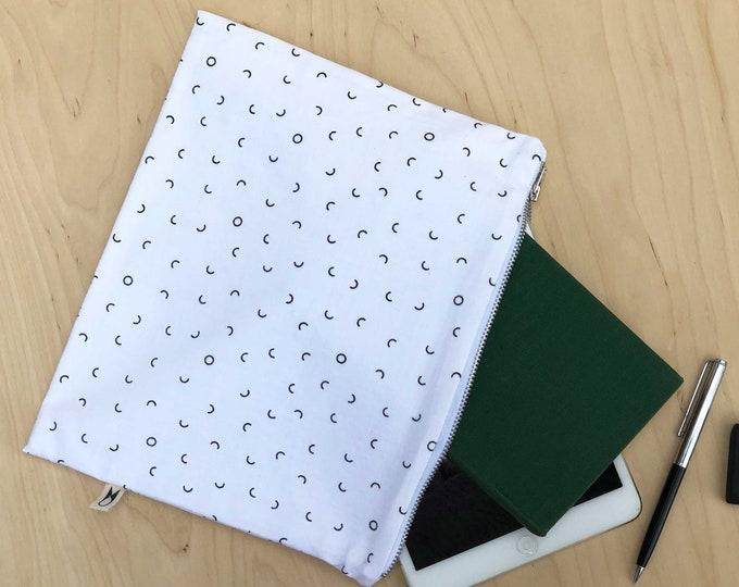 Large zipper pouch | Divots