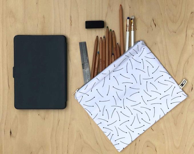 Medium zipper purse   Pins