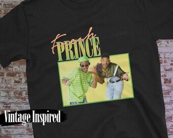 03b7a513bf11 Fresh Prince - Vintage 90 s Inspired - T-Shirt (Unisex)