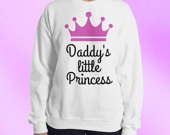 Hoodie ABDL Daddys Little Princess