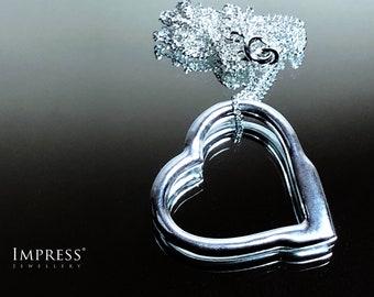 Large Heart Pendant