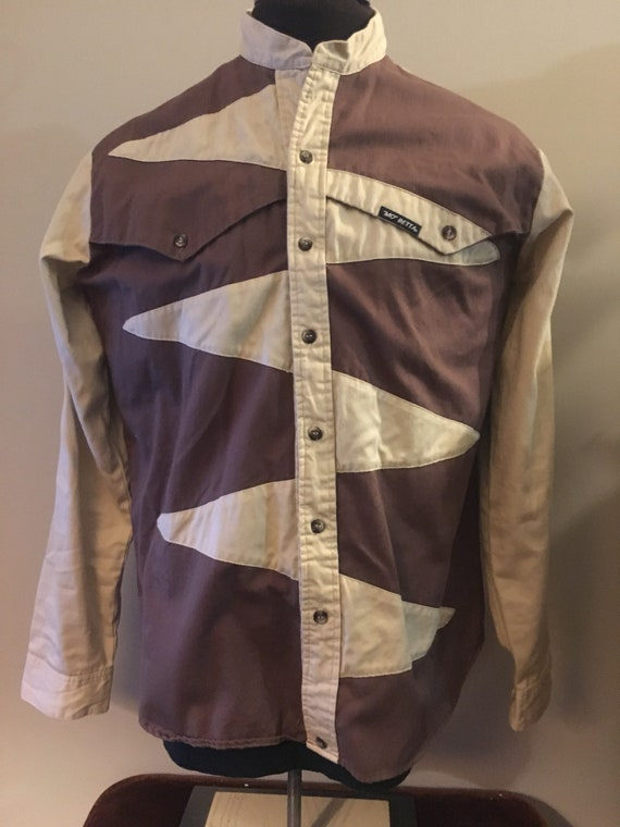 Mo Betta vintage western wear shirt