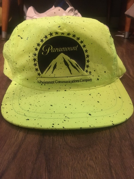 Paramount Pictures snapback Hat