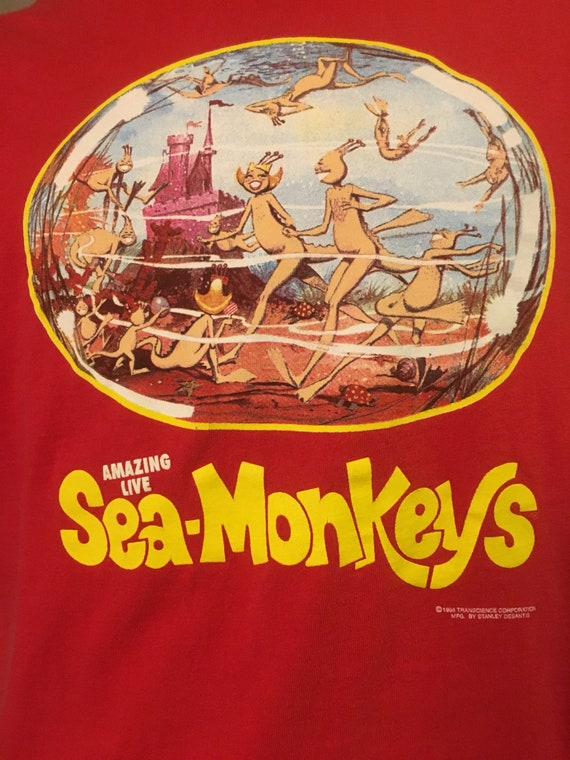 The Amazing Live Sea-Monkeys Stanley Desantis