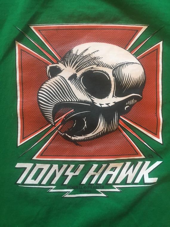 Powell Peralta Tony Hawk Tshirt