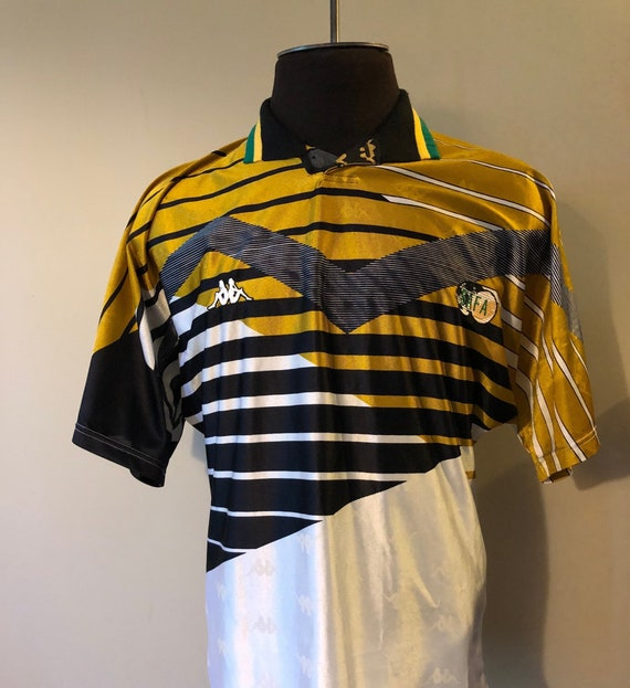 Kappa South Africa Football Soccer Jersey