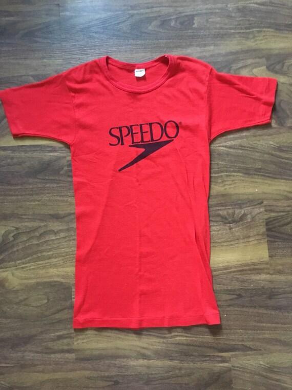 1970's SPEEDO tshirt