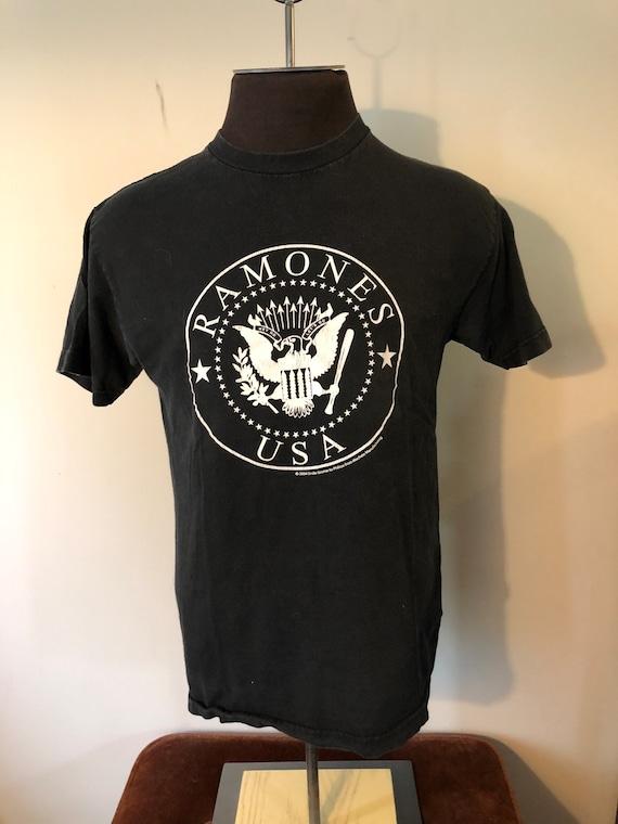 The Ramones USA TShirt