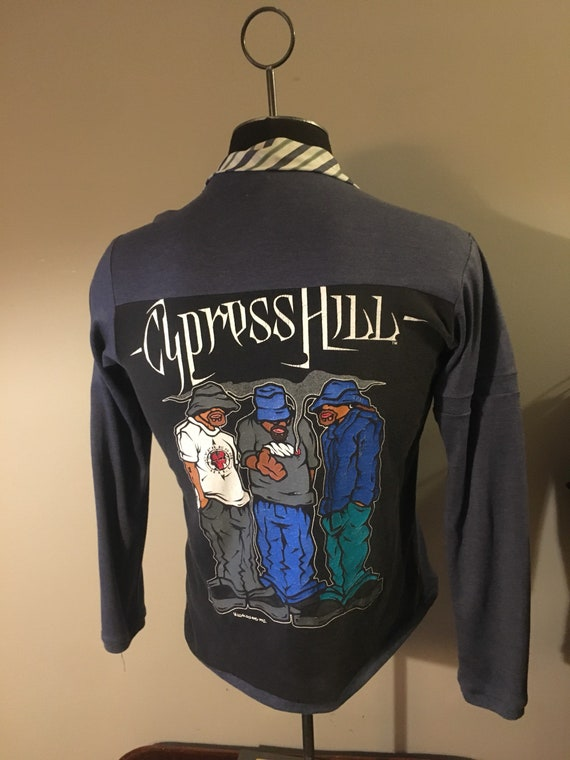 Vintage Cypress Hill Rap Tee (Up Cycled)