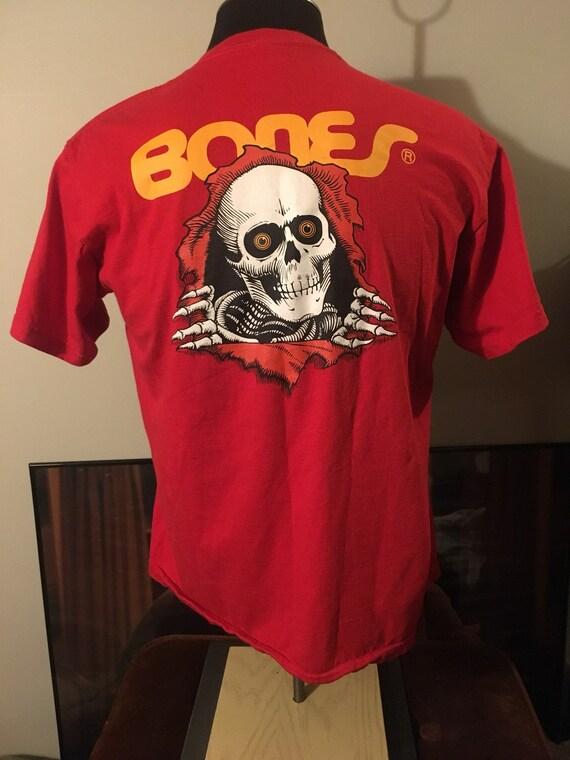 Vintage Bones Brigade Powell Peralta T Shirt