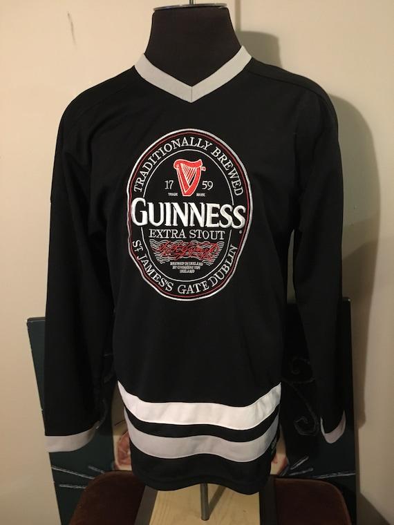 Guinness Beer Hockey Jersey