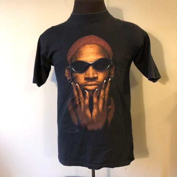 Vintage Dennis Rodman Shirt Not of This a World