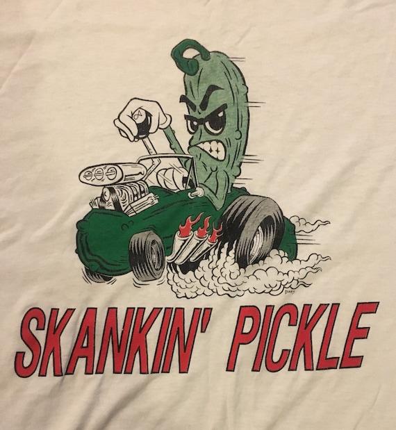 Skankin Pickle Ringer Tshirt - image 1