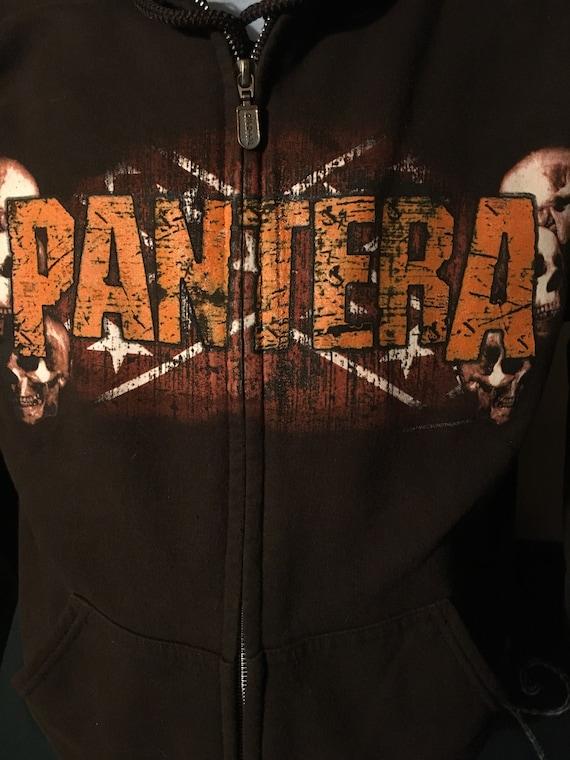 Pantera Skull Graphic Hoodie - image 2