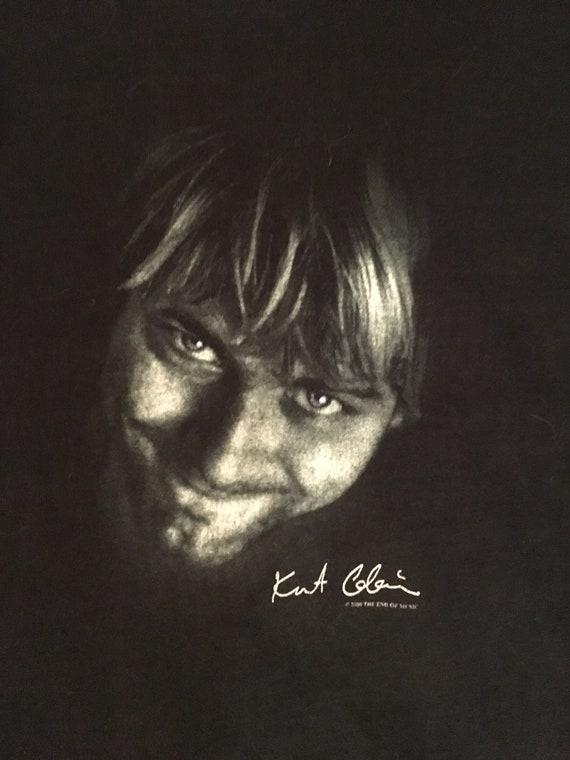 Nirvana Kurt Cobain Tshirt
