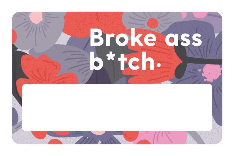 Broke Ass